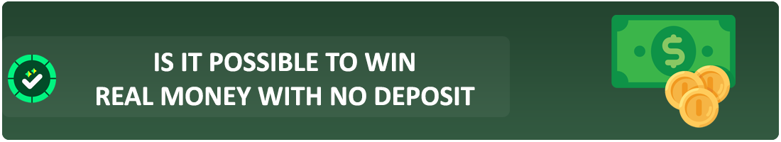 how to win money without a deposit
